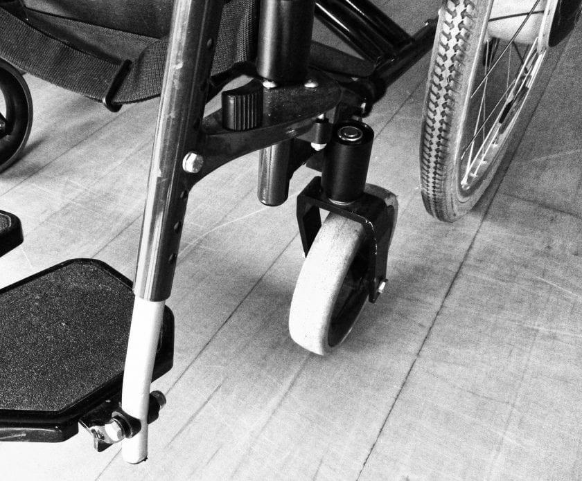 Samen met Maaike instelling gehandicaptenzorg verstandelijk gehandicapten beoordeling
