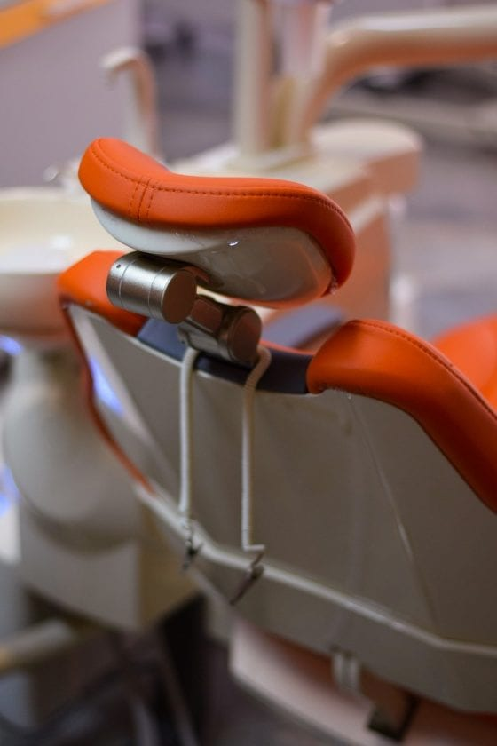 SIDERIDENT tandarts lachgas