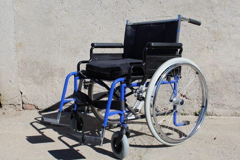 Spronkeltje Ervaren gehandicaptenzorg