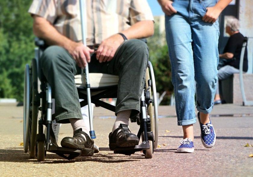 Sterrerijk instellingen voor gehandicaptenzorg verstandelijk gehandicapten
