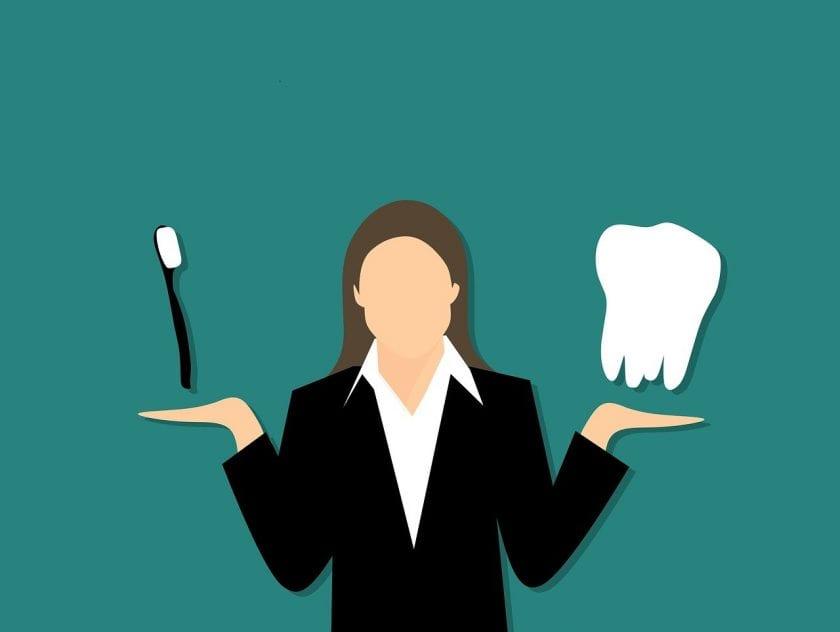 Tandarts J.M.L. Berenschot bang voor tandarts