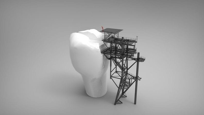 Tandarts L.C. de Kort tandarts behandelstoel