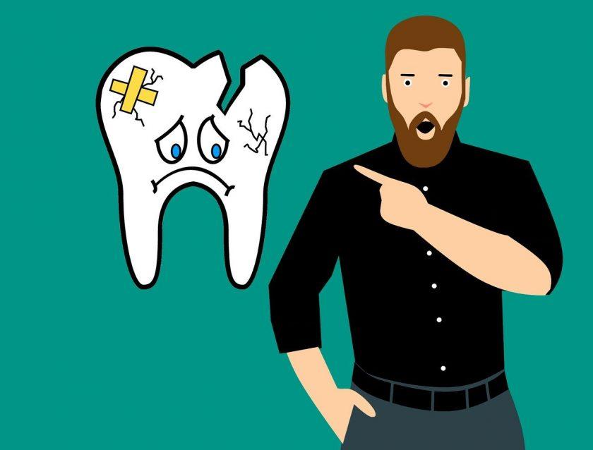 Tandarts Lilian Trommelen bang voor tandarts