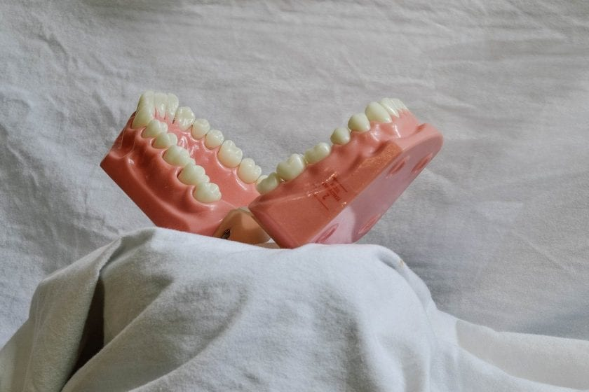 Tandartsenpraktijk Goldenberg bang voor tandarts