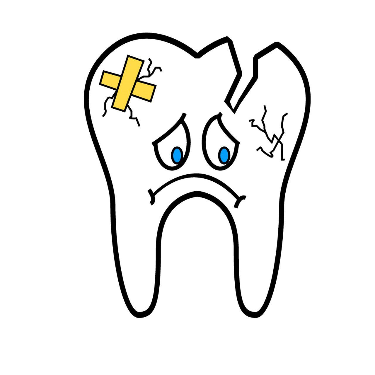 Tandartspraktijk M.A. Burger bang voor tandarts