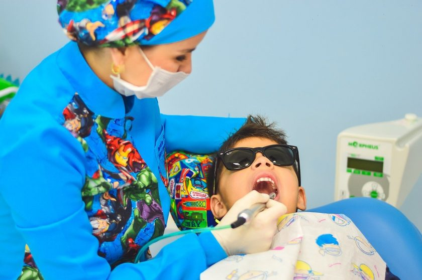 Tandartspraktijk W P C van Dalsen angst tandarts