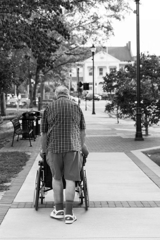 Terraheerd instellingen voor gehandicaptenzorg verstandelijk gehandicapten