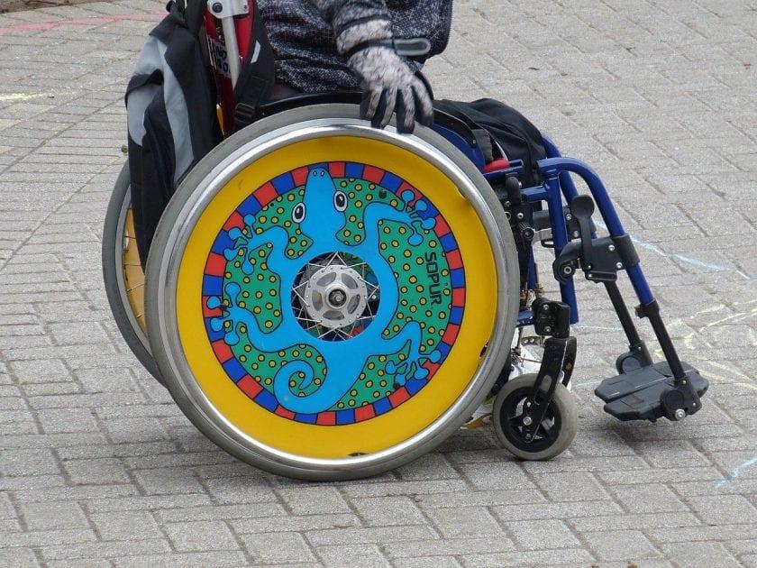 Welzijn in Zorg Ervaren gehandicaptenzorg