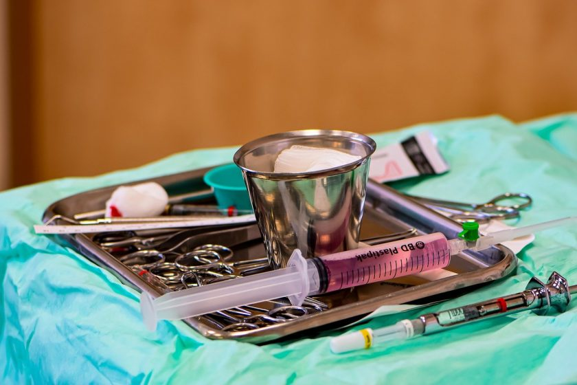 Zeldentrust narcose tandarts