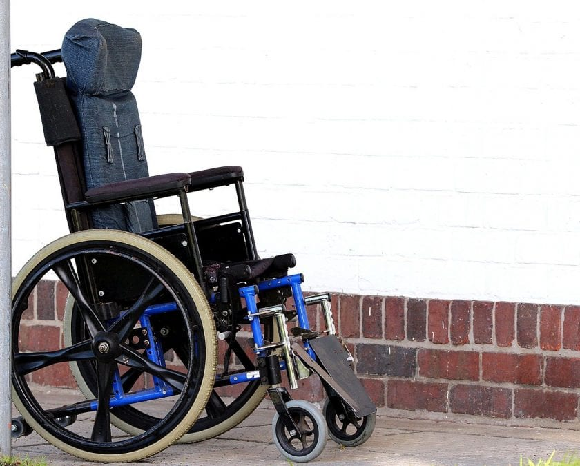 Ziezo instellingen gehandicaptenzorg verstandelijk gehandicapten kliniek review