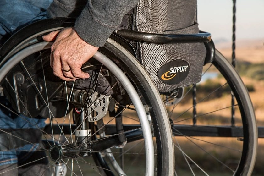 Zorgdroom instelling gehandicaptenzorg verstandelijk gehandicapten beoordeling