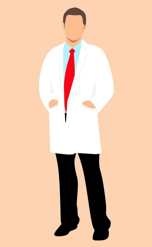 Dokterspraktijk De artsen opleiding