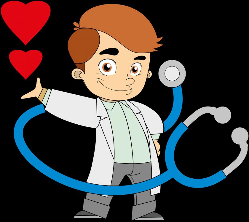 Flora Medica hartfilmpje huisarts