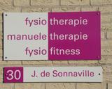 Fysio- en Manuele Therapiepraktijk J de Sonnaville manuele therapie