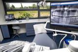 Dokman De Tandartsen en Tandprothetische Praktijk O tandarts behandelstoel